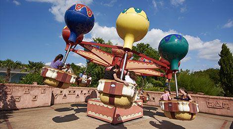 The Oriental Balloons