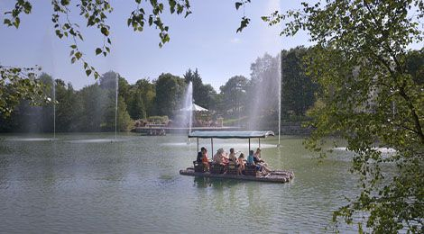The Goldhunters' Lake
